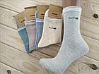Носки женские высокие деми UYUT women cotton socks хлопок 36-41р.бесшовные с двойной пяткой ассорти НЖД-021253, фото 3
