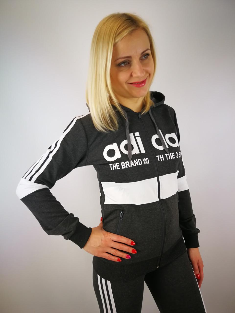 Спортивний костюм жіночий adidas