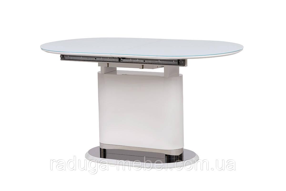 Стол кухонный обеденный белый TМ-56