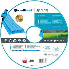 Перфорированный шланг для полива 15 м. Cellfast Spring (19-022)