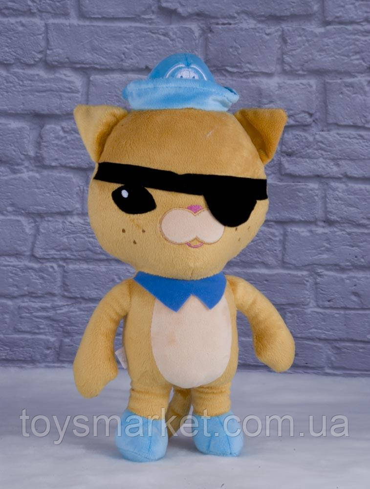 Мягкая игрушка кот Квази, Октонавты