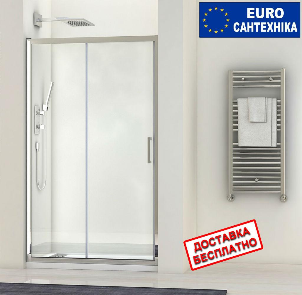 Душевая дверь Santeh100х190