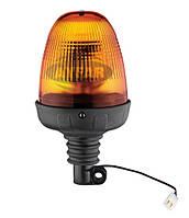 Мигалка желтая под лампочку 24 вольт TR518-3 для грузовиков(8316TR5183)