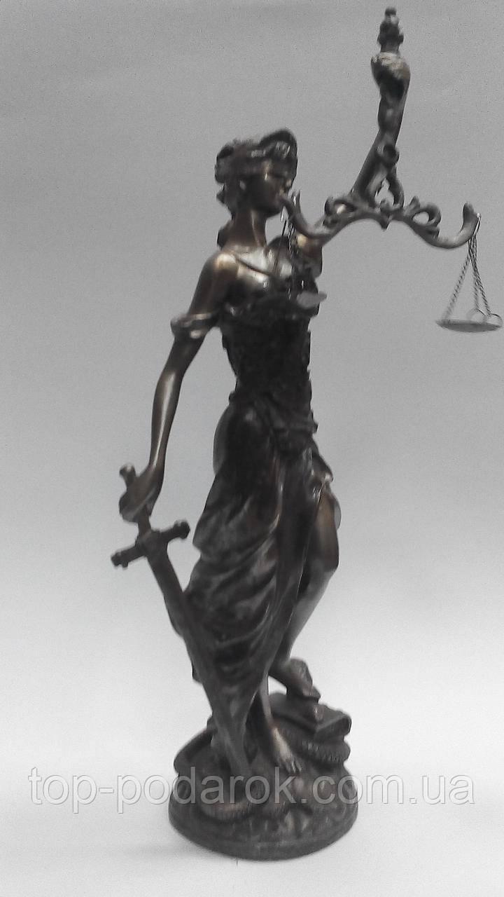 Статуэтка  керамическая Фемида высота 40 см