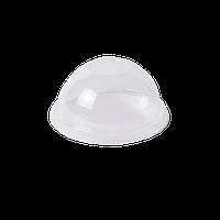 Крышка пластиковая купольная с отверстием, Ø 95 мм.