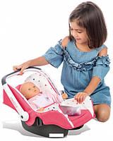 Кресло-переноска для кукол Smoby Maxi-Cosi & Quinny Розовое 240228
