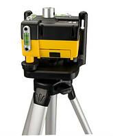 TOPEX Уровень лазерный крутящий, штатив 29C908