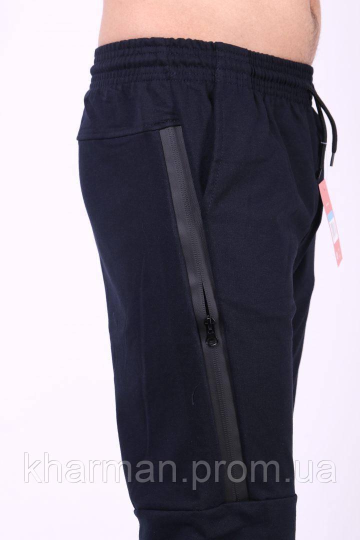 b28eccab Купить мужские спортивные штаны темно-синий Nike B12 онлайн по ...
