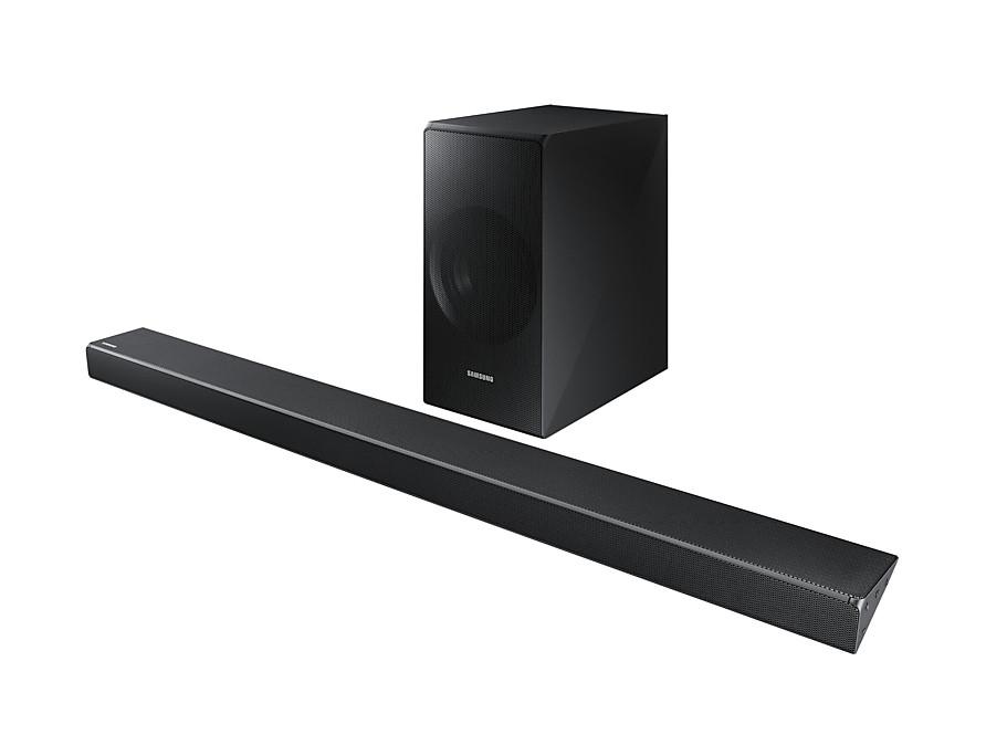 Саундбар Samsung HW-N650 (5.1, 360 Вт, Bluetooth, панорамный объемный звук)
