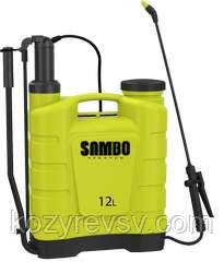 Опрыскиватель гидравлический Sambo ОГ - 112А 12 л. продам постоянно оптом и в розницу со склада в Харькове.