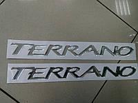 Заказ покупателя силиконовые 3D наклейки TERRANO  39х4 см  2 шт.
