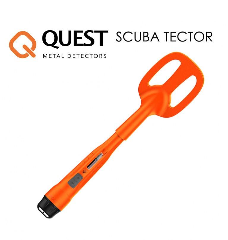 Подводный металлоискатель Quest SCUBA TECTOR