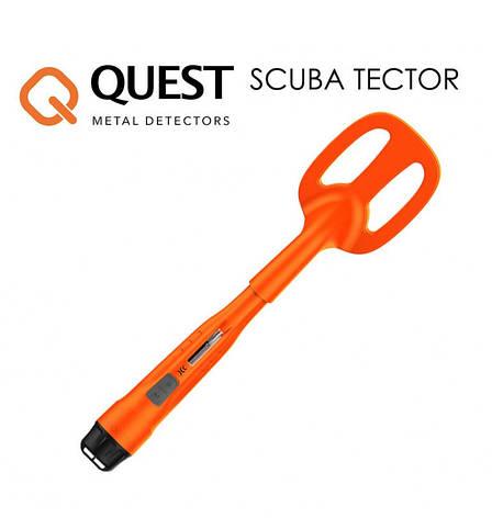 Подводный металлоискатель Quest SCUBA TECTOR, фото 2