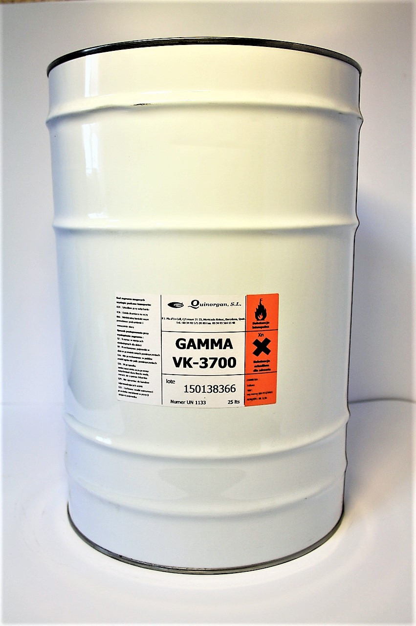 Клей для обуви полиуретановый (десмокол) Gamma VK-3700, 0,5 л.