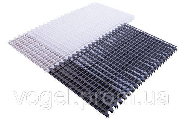 Пластиковий гратчаста підлога для птиці
