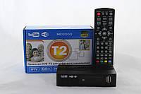 Цифровой эфирный тюнер DVB - T2 LCD с Wi-Fi адаптером