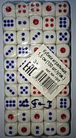 Кубики-зарики (большие), игральные кости, кубики игральные