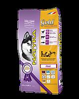 Natyka Gold Chicken & Rice (Натика Голд Чикен енд Райс) - корм для взрослых собак всех пород 4,5 кг