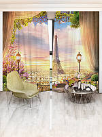 Фотошторы WallDeco Сказочный Париж (30180_1_1)