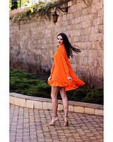 Сукня однотонна