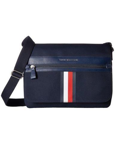 Сумка мужская  Tommy Hilfiger Icon Messenger Canvas