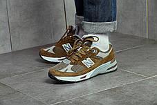 Мужские кроссовки New Balance 991 Dark Green ( Реплика ), фото 2