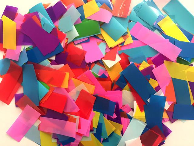 купить конфетти метафан для воздушных шаров оптом в Украине.