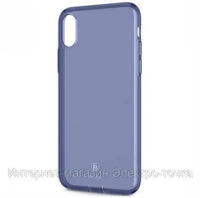 "Чехол TPU Baseus Simple Ultrathin для Apple iPhone XS (5.8"")"
