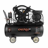 Компрессор воздушный, 50 л, 2.2 кВт, 230 В, 8 атм, Dnipro-M (AC-50-VG)