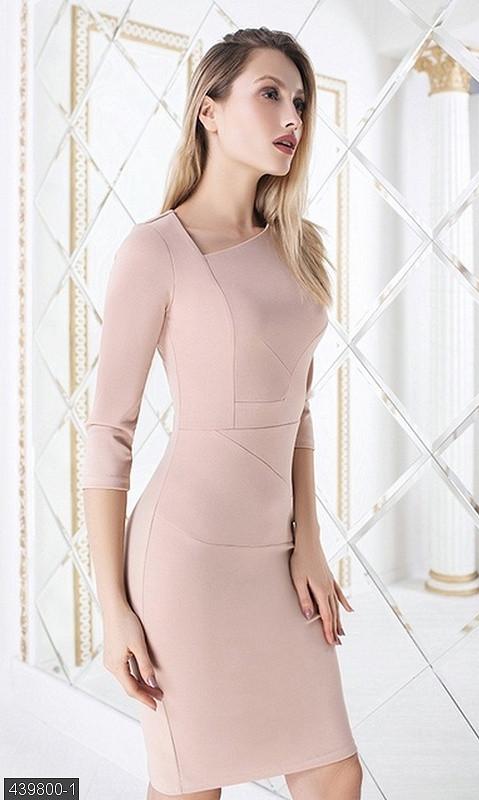 dc15864b627 Платье беж