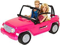 Игровой набор Кукла Барби и Кен Пляжный круиз / Barbie Beach Cruiser and Ken Doll