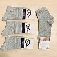 Носки детские демисезонные хлопок ТМ ELDIK размер 7-9 лет (32-34) ассорти