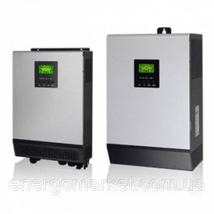 Автономный инвертор PV18-5048 PK 4000W-48VDC(PWM 50A) со встроенным ШИМ контроллер 50 А