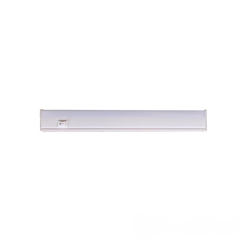 ElectroHouse LED светильник мебельный Т5 6W 300мм 6500К EH-T5-01