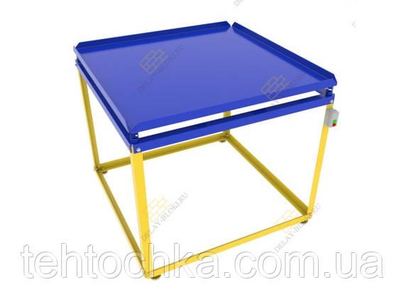 Вибрационный стол Техточка 700х700, фото 2
