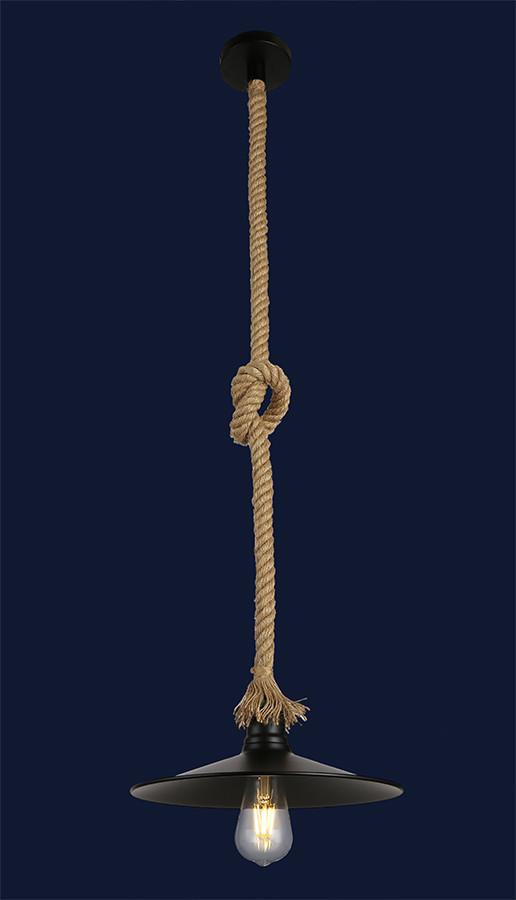 Люстра подвесная Levistella 75233 BK
