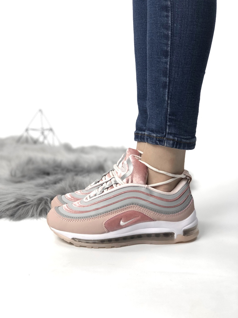 Кроссовки женские Nike Air Max 95. ТОП КАЧЕСТВО!!! Реплика класса люкс (ААА+)