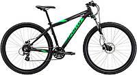 """Велосипед 29"""" Apollo XPERT 20 рама - X matte Black / neon Green / Black, фото 1"""