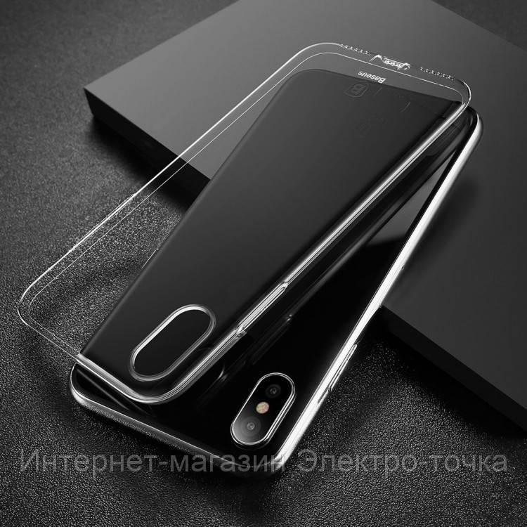 "Чехол TPU Baseus Simple Ultrathin для Apple iPhone XR (6.1"")"