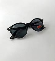 Солнцезащитные очки женские Ray Ban (Рей Бен), круглые очки