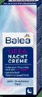 Balea Urea Nachtcreme ночной крем для сухой кожи лица с мочевиной 5% 50 мл