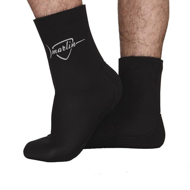 Носки для дайвинга Marlin Anatomic Duratex 7мм 46-47 черные