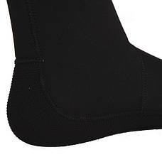 Носки для дайвинга Marlin Anatomic Duratex 7мм 46-47 черные, фото 3