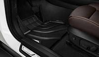 Коврики оригинальные новые BMW X3 F25, X4 F26 перед + зад 4 штуки 51472286003 51472286001, фото 1