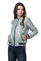 Модная женская демисезонная куртка-бомбер DONI, фото 1