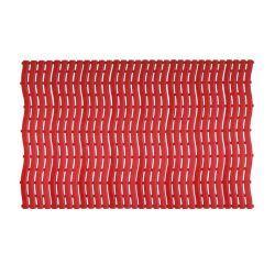Коврик Красный  для бани, сауны,хаммама ,бассейна ( Финляндия)