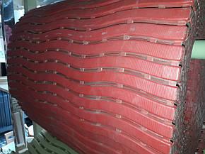Коврик Красный  для бани, сауны,хаммама ,бассейна ( Финляндия), фото 2