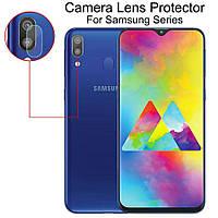 Защитное стекло на камеру Samsung Galaxy A20 (2019) A205