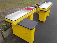 Касовый бокс 1,50 м. бу  кассовое оборудование бу., фото 1