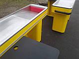 Касовый бокс 1,50 м. бу  кассовое оборудование бу., фото 5